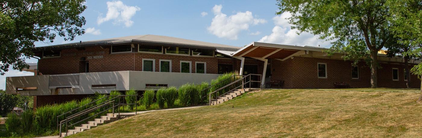 Jefferson Elementary School Building